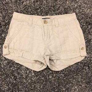 Gap Linen shorts!